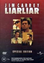 Liar Liar - Special Edition on DVD