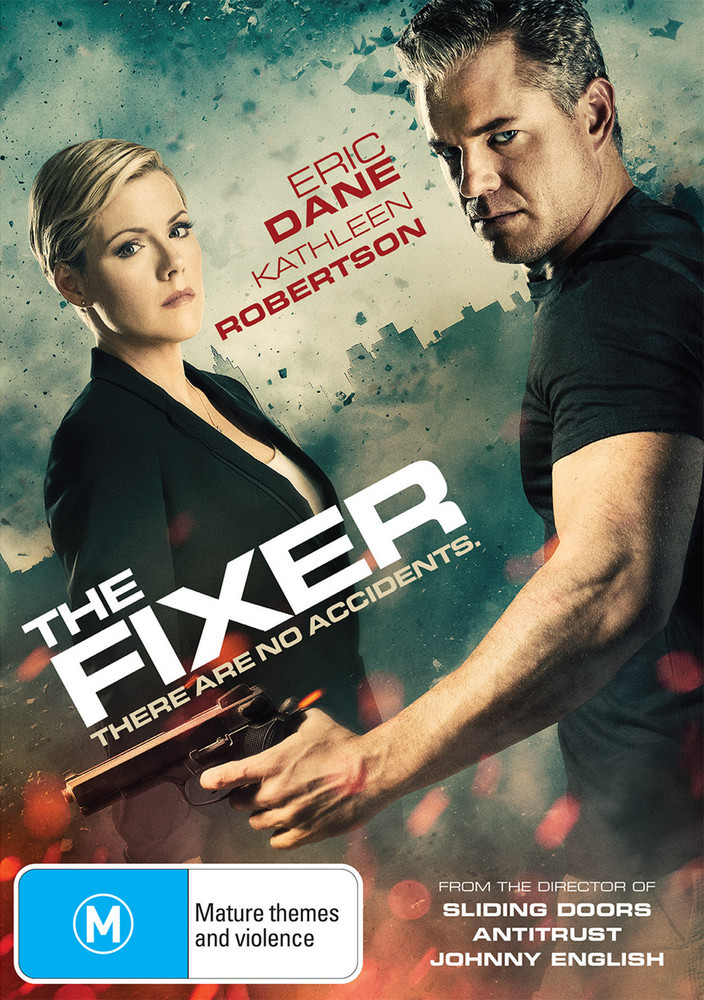 The Fixer on DVD image