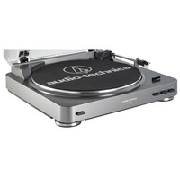 Audio Technica LP60USB GM Belt Drive Turn Table - Grey