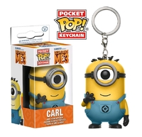 Despicable Me 3 - Carl Pocket Pop! Keychain image
