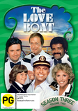 The Love Boat - Season 3 (Vol 2) on DVD