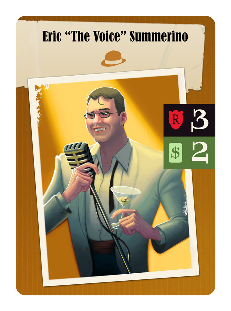 Nothing Personal - Board Game image