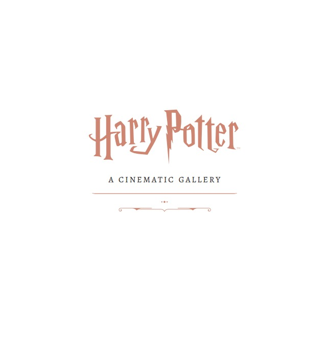 Harry Potter A Cinematic Gallery by J M Dragunas image