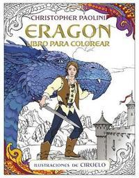 Eragon. Libro Oficial Para Colorear by Christopher Paolini