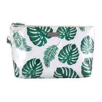 Wicked Sista: Greenery Large Luxe Cosmetic Bag
