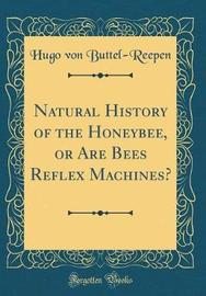 Natural History of the Honeybee, or Are Bees Reflex Machines? (Classic Reprint) by Hugo Von Buttel-Reepen image