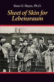Sheet of Skin for Lebensraum by Ph D Rose O Hayes image