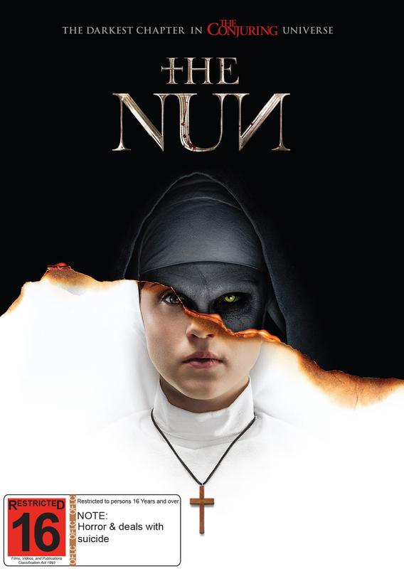 The Nun on DVD