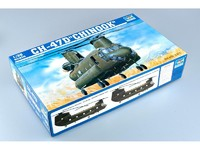 Trumpeter 1/35 CH-47D Chinook - Scale Model