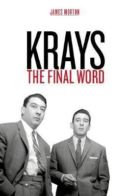 Krays by James Morton image
