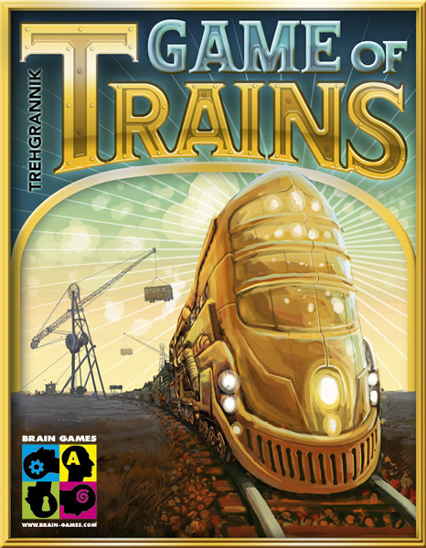 Game of Trains - Card Game
