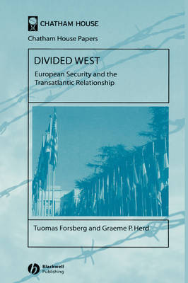 Divided West by Tuomas Forsberg image