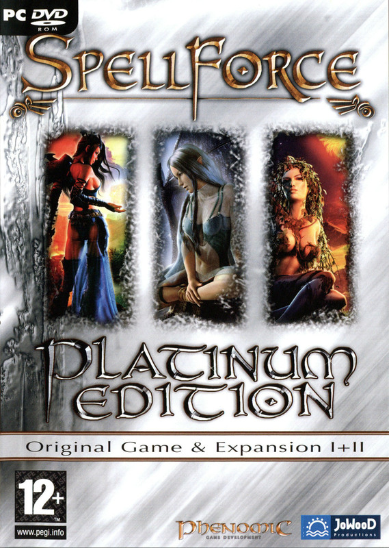 Spellforce Platinum Edition for PC Games