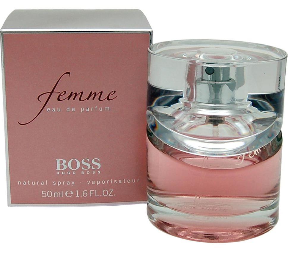shop most popular classic styles Hugo Boss - Boss Femme Perfume (50ml EDP)
