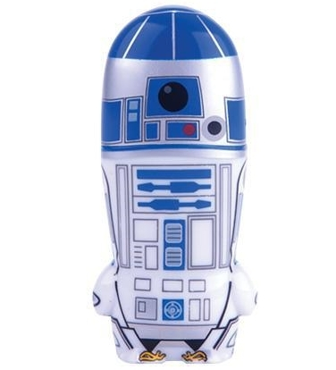 8gb star wars r2 d2 mimobot usb flash drive at mighty. Black Bedroom Furniture Sets. Home Design Ideas