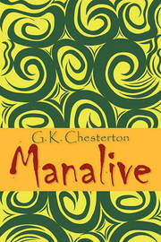 Manalive by G.K.Chesterton image