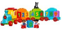 LEGO DUPLO: Number Train (10847)
