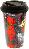 Marvel: Deadpool Travel Mug - 300ml