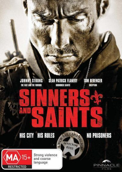 Sinners and Saints on DVD