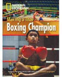 Making a Thai Boxing Champion by Rob Waring image