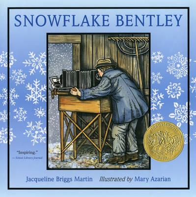Snowflake Bentley by Jacqueline Briggs Martin image
