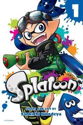 Splatoon, Vol. 1 by Sankichi Hinodeya