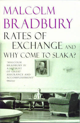 Rates of Exchange by Malcolm Bradbury image