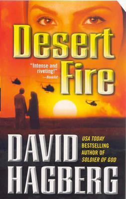 Desert Fire by David Hagberg image