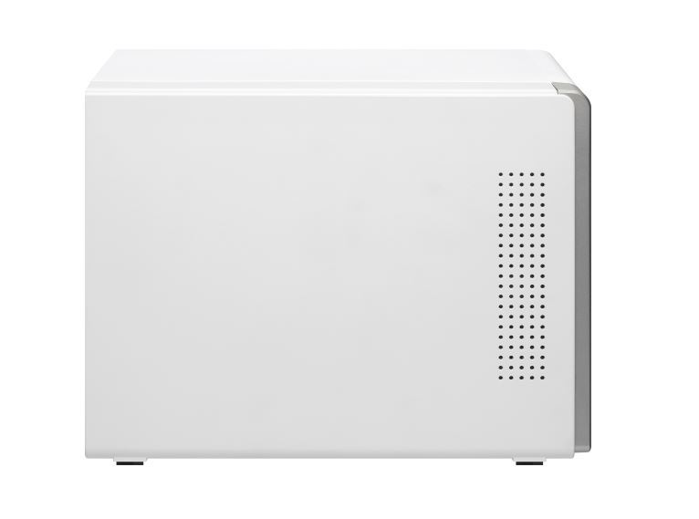 Qnap Ts-231P2-4G 2-Bay Nas (No Disk), Al314 Quad Core 1.7Ghz, 1Gb, Sata 6Gb/S, 2X Gbe Lan, 3 X Usb3.0, Hdd Hot-Swap image