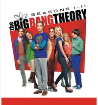 Big Bang Theory: Seasons 1-11 on Blu-ray
