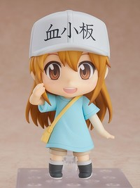 Nendoroid Platelet (Cells at Work!) - Articulated Figure