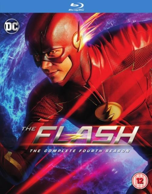 The Flash: Season 4 on Blu-ray