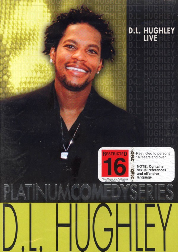 Platinum Comedy Series - DL Hughley on DVD image