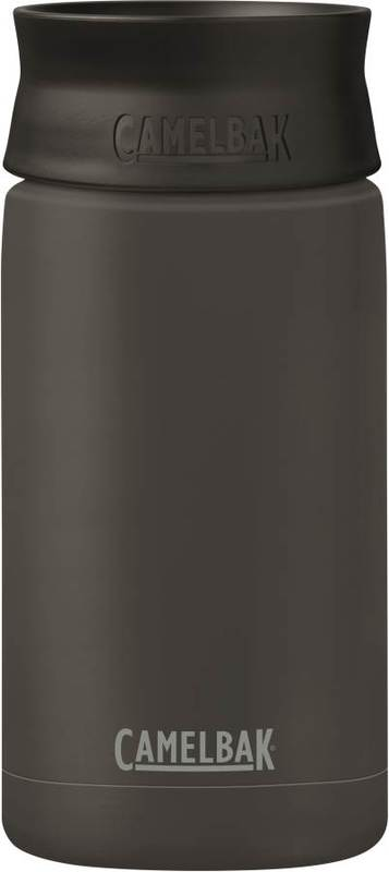 Camelbak: Hot Cap Vacuum Insulated Stainless Steel Travel Mug - Black (355ml)