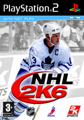 NHL 2K6 for PlayStation 2