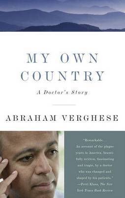 My Own Country by Abraham Verghese image