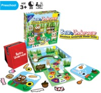 Bear in Underwear Adventure Board Game