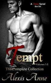 Tempt: Volumes 1-5 by Alexis Anne image
