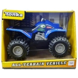 Tonka - All Terrain ATV Vehicle: Blue
