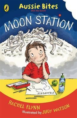Moon Station by Rachel Flynn image