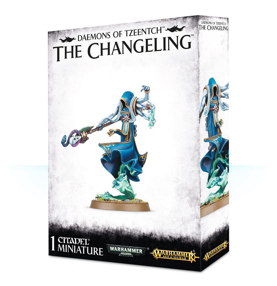Warhammer Tzeentch Daemons: The Changeling image
