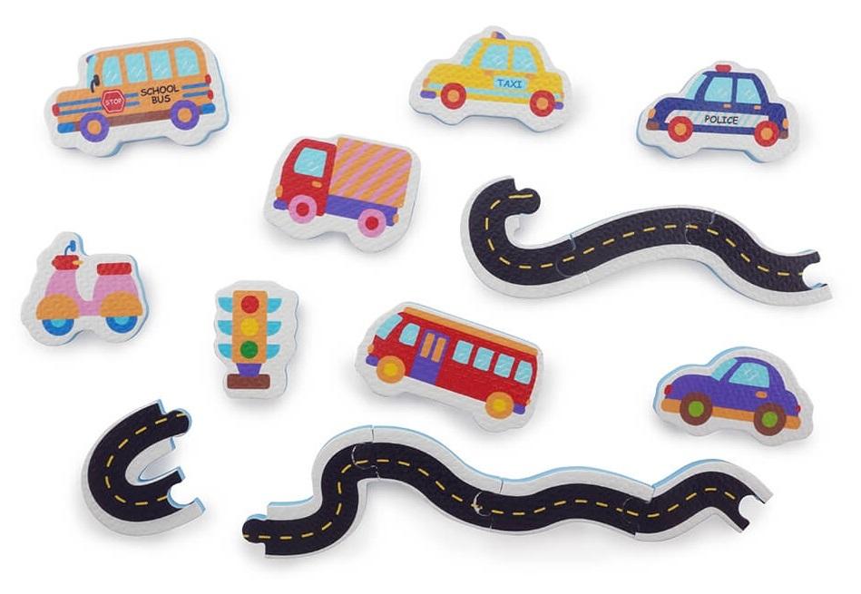 Tolo Toys: City Bath Sticker Set image