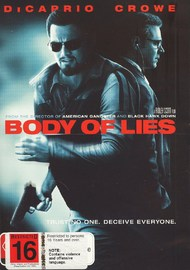 Body of Lies on DVD