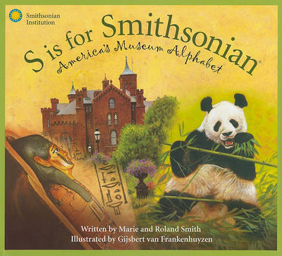 S Is for Smithsonian by Marie Smith
