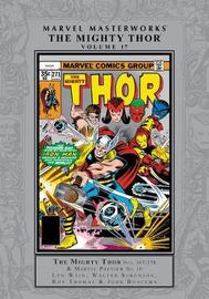 Marvel Masterworks: The Mighty Thor Vol. 17 by Len Wein