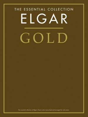 Elgar Gold - the Essential Collection by Music Sales image