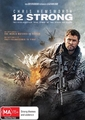 12 Strong on DVD