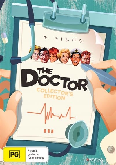 Doctor The Collector's Edition on DVD