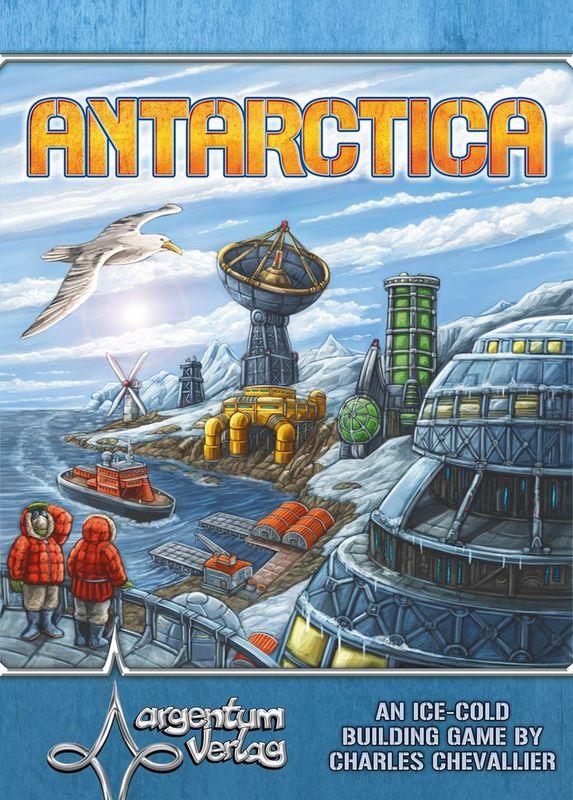 Antarctica - Board Game