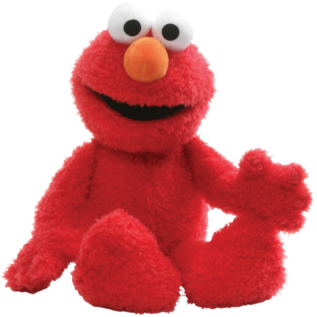 "Sesame Street: Elmo (50th Anniversary) - 20"" Plush"